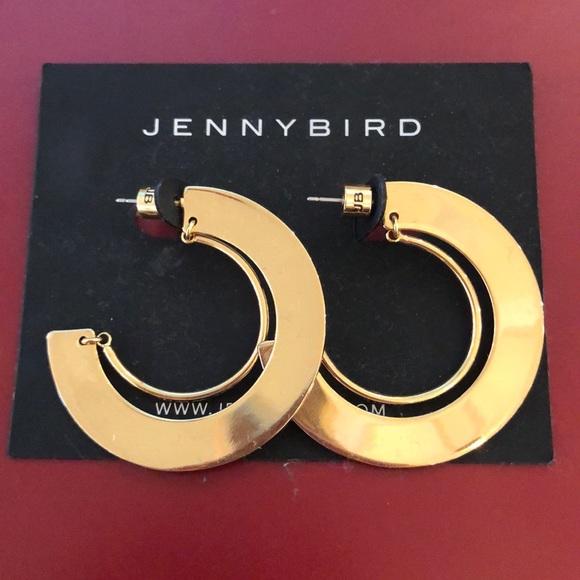 Jenny Bird Jewelry - Jenny bird Uma hoops
